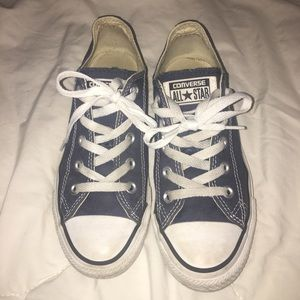 Converse | All Star Low Top in Navy Blue